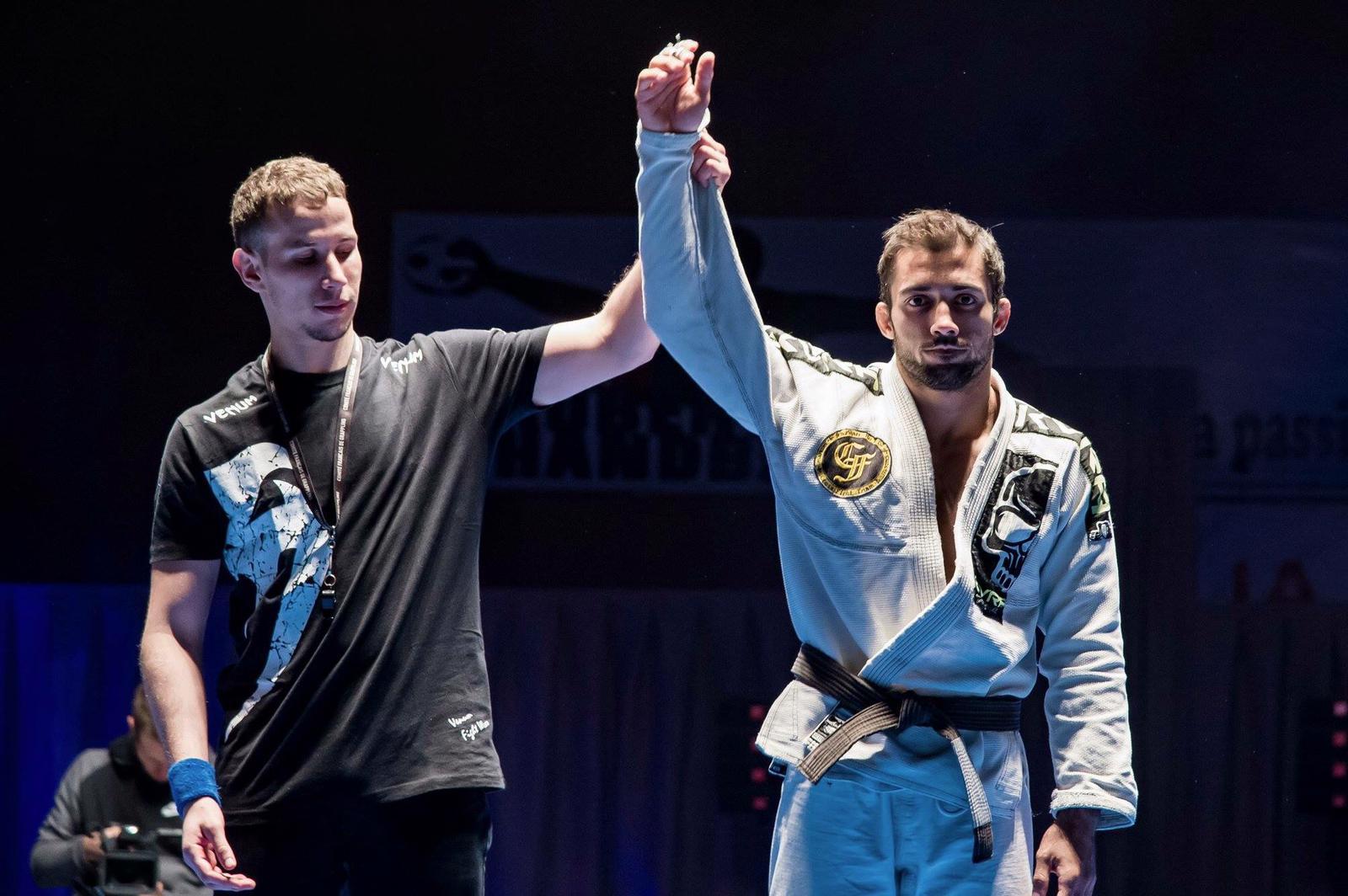 filipe ciaboti campeon 2018 en braxilian jiujitsu